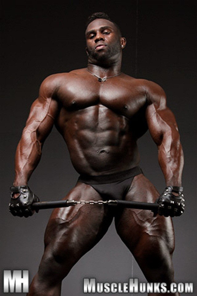 Huge Big Black Dick Flash