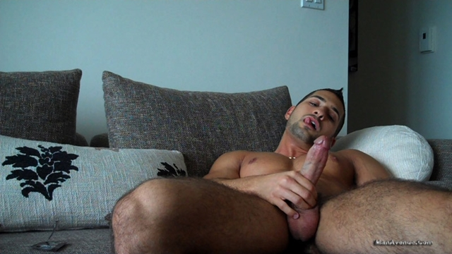 Man-Avenue-straight-muscle-hunk-Eddie-Cambio-jerking-off-08-gay-porn-pics-photo