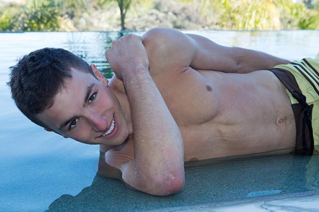Asian naked sexy blowjob