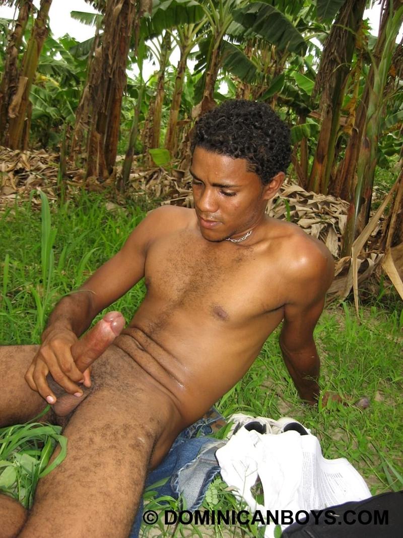 Naked dominican men