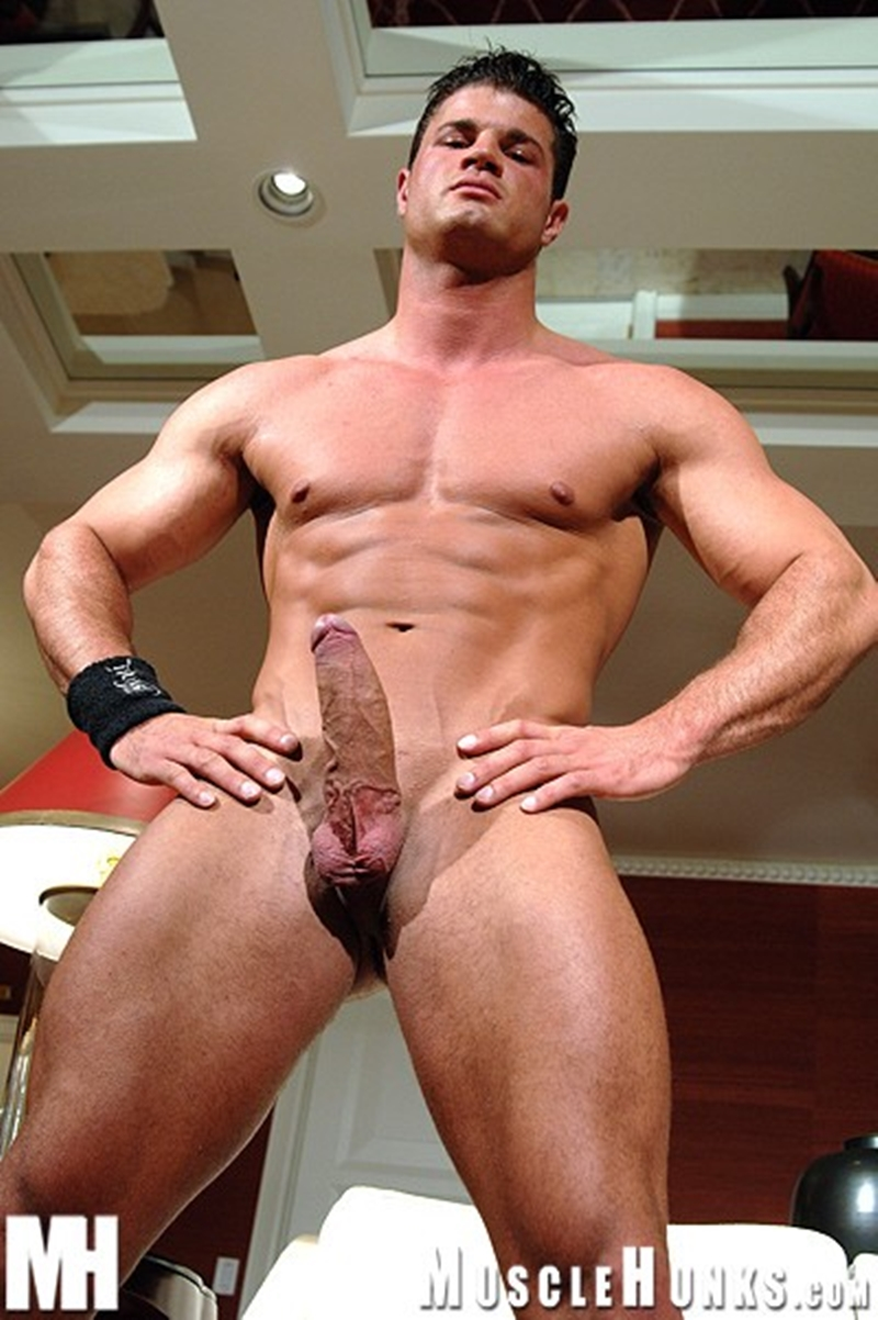 Big Dick Muscle Gay Porn