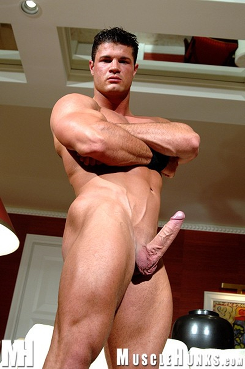Jamison recommend best of muscular gays big dick hung