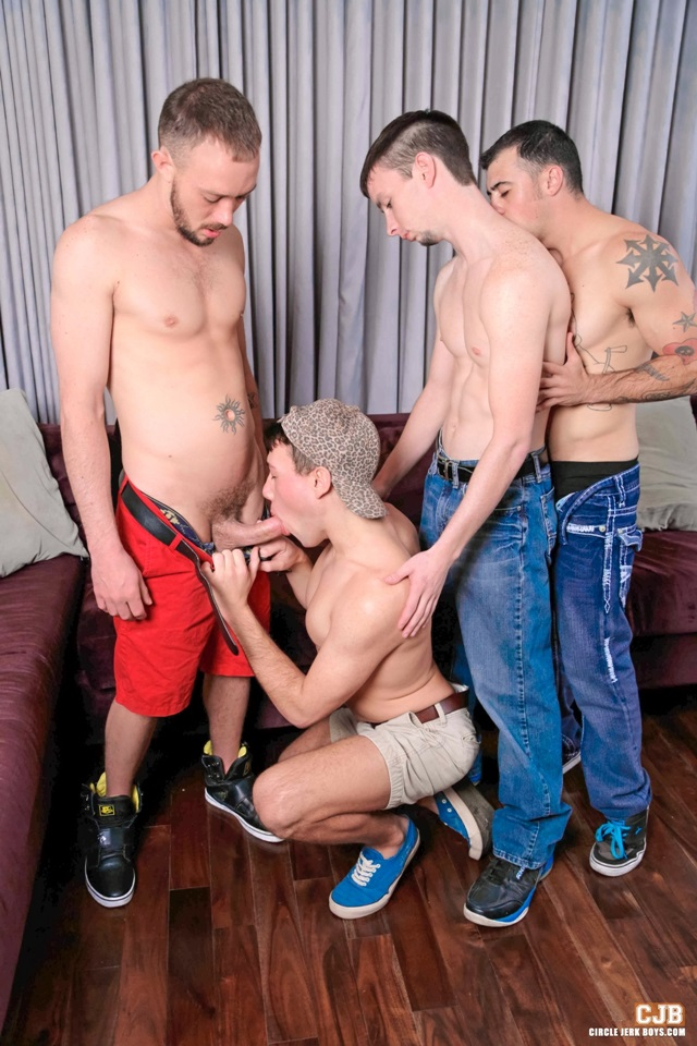circle jerk boys  Blake Stone and Jake Jammer Circle Jerk Boys Gay Porn Star young dude naked stud nude guys jerking huge cock cum orgasm 002 gallery video photo Blake Stone and Jake Jammer