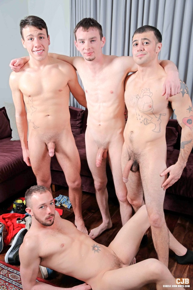circle jerk boys  Blake Stone and Jake Jammer Circle Jerk Boys Gay Porn Star young dude naked stud nude guys jerking huge cock cum orgasm 013 gallery video photo Blake Stone and Jake Jammer