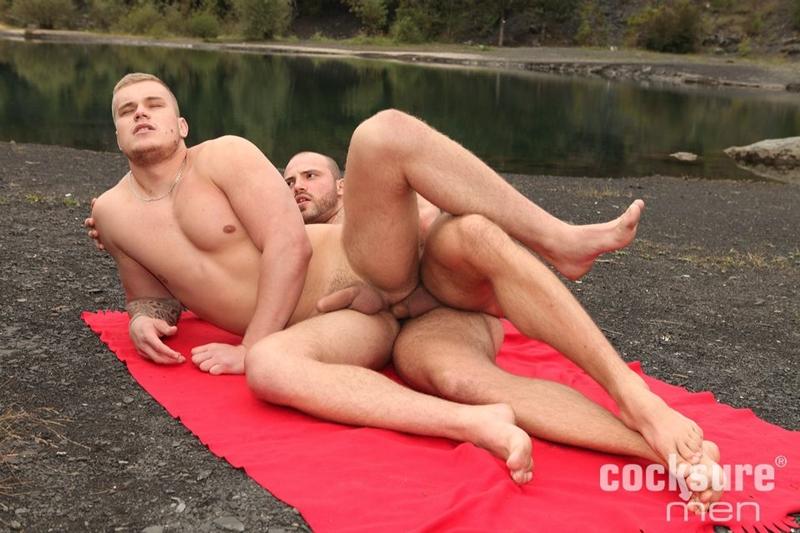 Thomas Ride and Ryan Cage