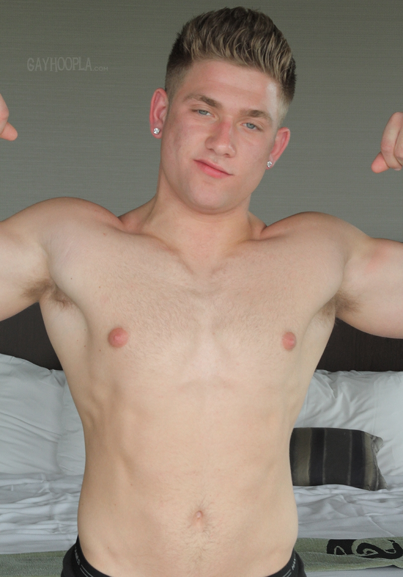 gayhoopla  GayHoopla Tyler Hanson solo video dominant loves Daniel Carter stroking cock naked jerks cumshot 011 tube download torrent gallery sexpics photo Tyler Hanson