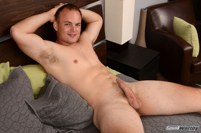 spunkworthy  Spunkworthy Straight military beefy guy Cole wrestler football player surf gay porn jerks off 3 day cum load 001 tube download torrent gallery sexpics photo Spunkworthy Cole