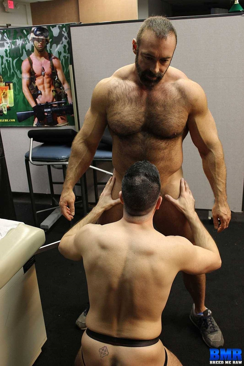 breed me raw  BreedMeRaw Nick Muscle Daddy gay porn star Brad Kalvo cock sucking fucker top raw ass fucking bareback 002 tube video gay porn gallery sexpics photo Brad Kalvo and Nick Tiano