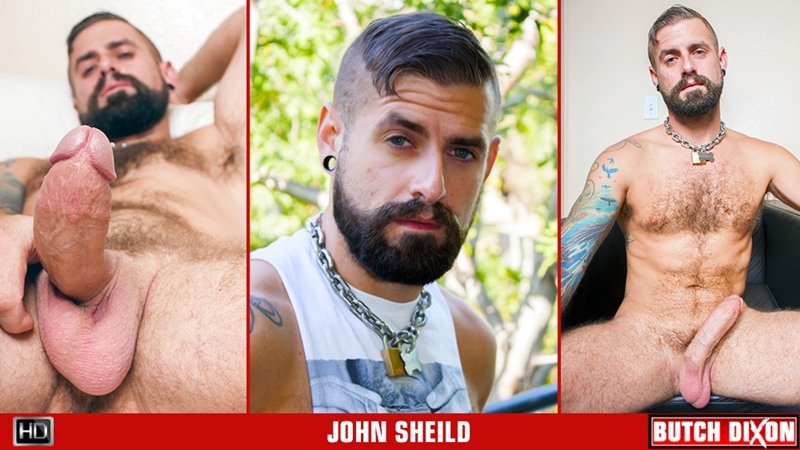 butch dixon  ButchDixon rugged John Shield masculine hairy working real mans man sexy hung dick over sexed jerking creamy jizz 001 tube video gay porn gallery sexpics photo John Shield solo jerk off