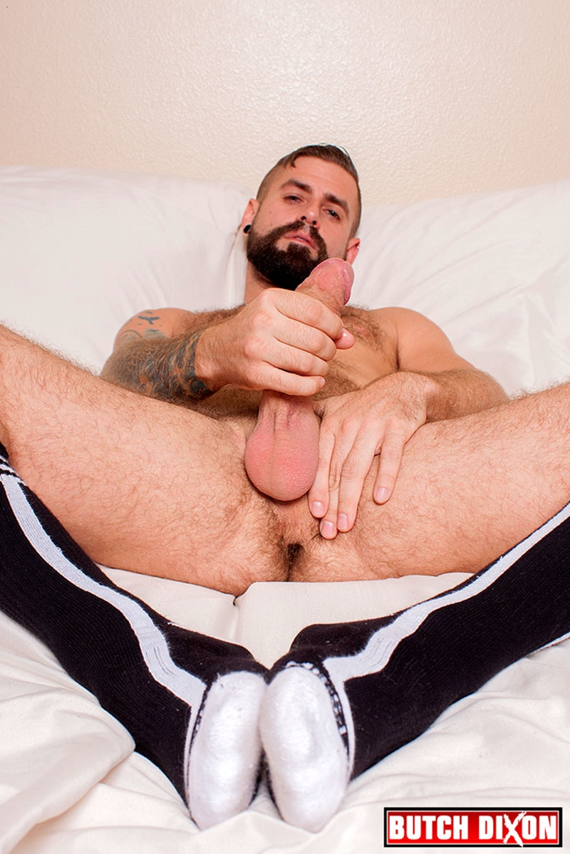 butch dixon  ButchDixon rugged John Shield masculine hairy working real mans man sexy hung dick over sexed jerking creamy jizz 017 tube video gay porn gallery sexpics photo John Shield solo jerk off