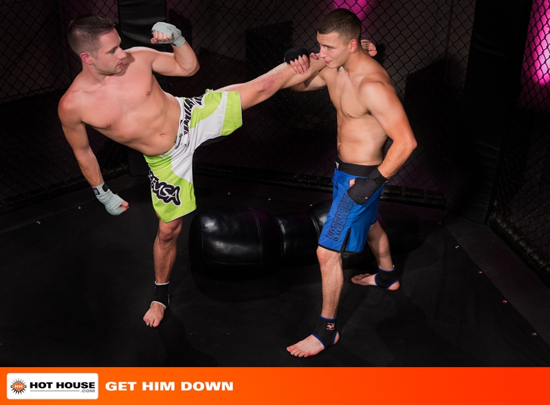 hothouse  Hothouse Roman kickboxer fucks Jimmy Dylan Knight tight asshole sexy guys fucking doggy style big dicked rock hard abs 001 tube video gay porn gallery sexpics photo Kickboxers Dylan Knight and Jimmy Roman fucking