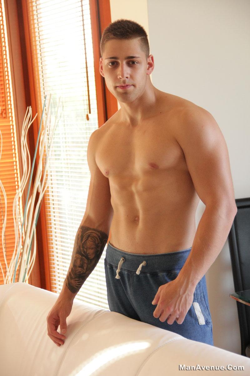 hot gay hunks porn Naked gay men hairy straight hunk Paul uncut cock.