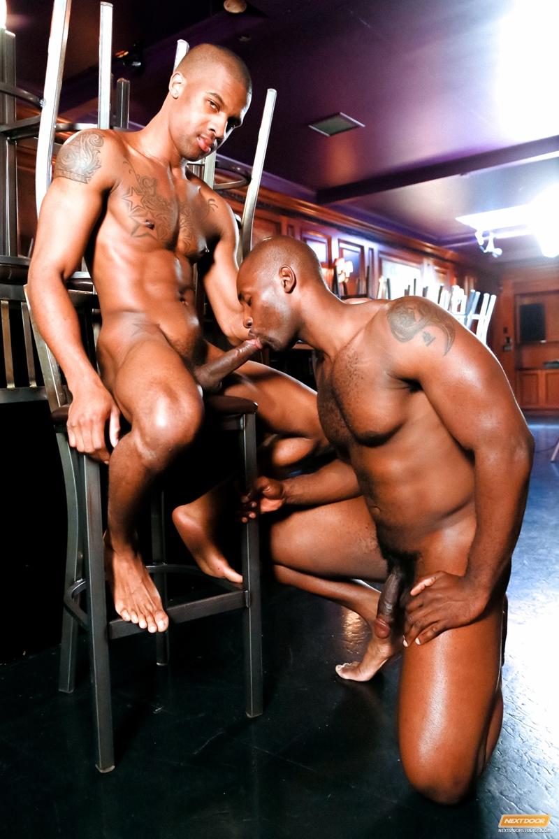 Black gay hot cock sucking