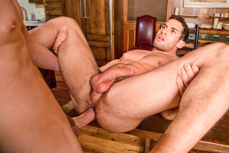Cum gay movie caiden is insatiable with 5