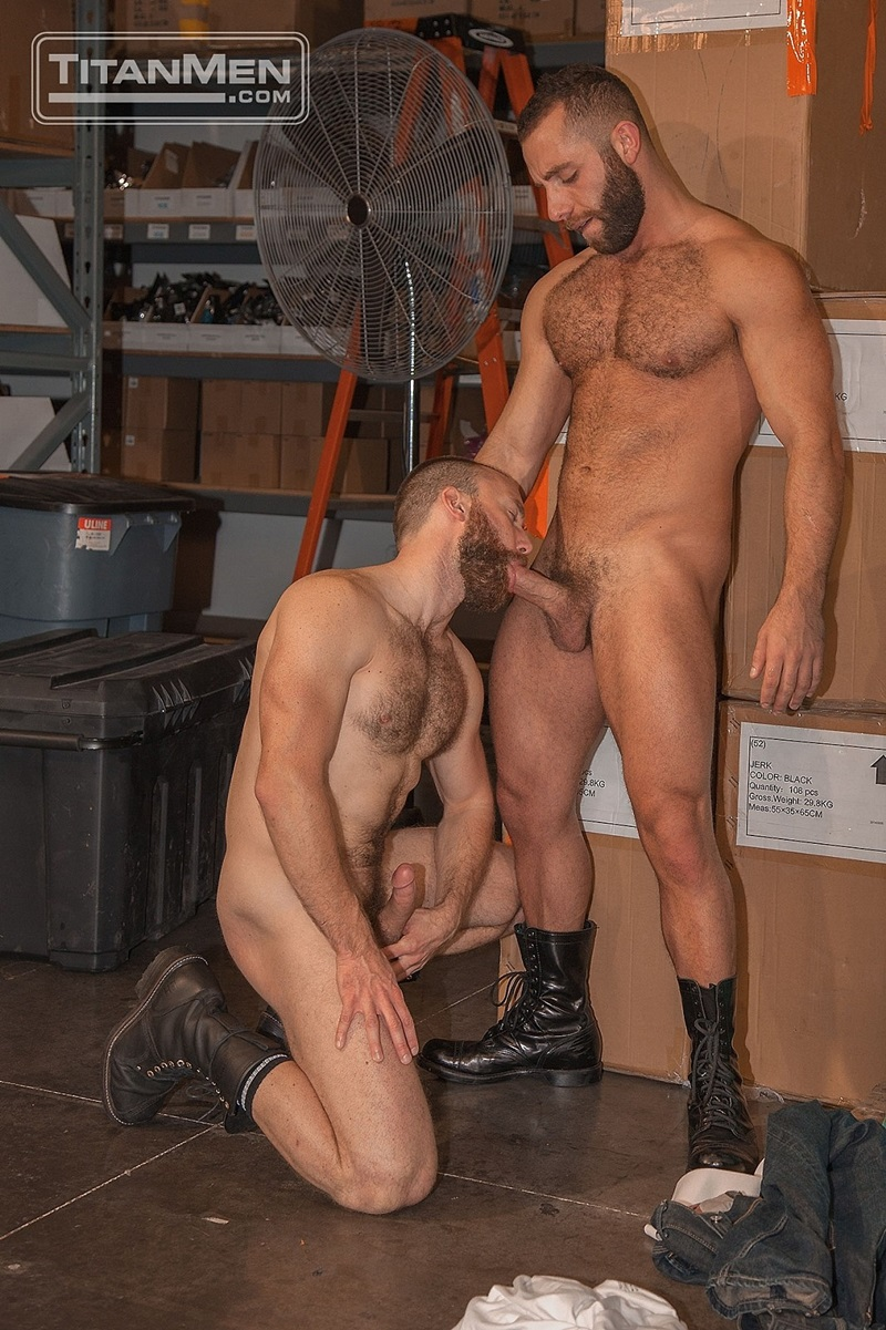 rough fucking male on male cock sucking