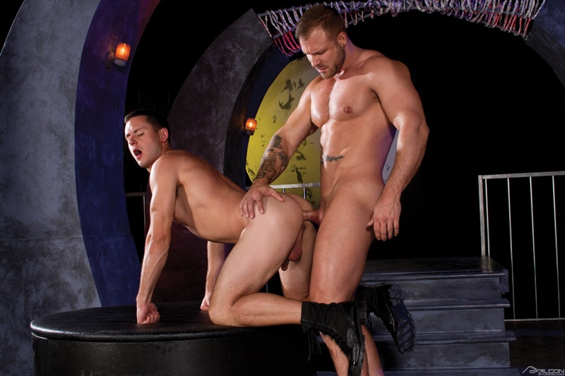 Austin Wolf plants his tight ass hole on Brenner Bolton's face