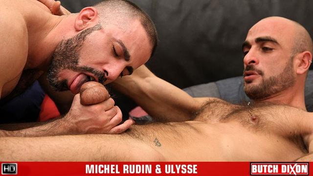 Michel Rudin and Ulysse