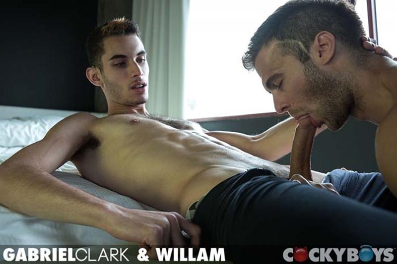 Gabriel Clark and Willam