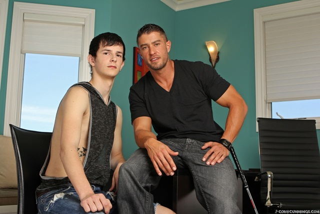 Cody Cummings and hot young boy Jasper Robinson