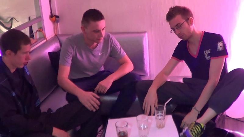 Adrien ADLX, Niko Rekins and Dylan Fallen