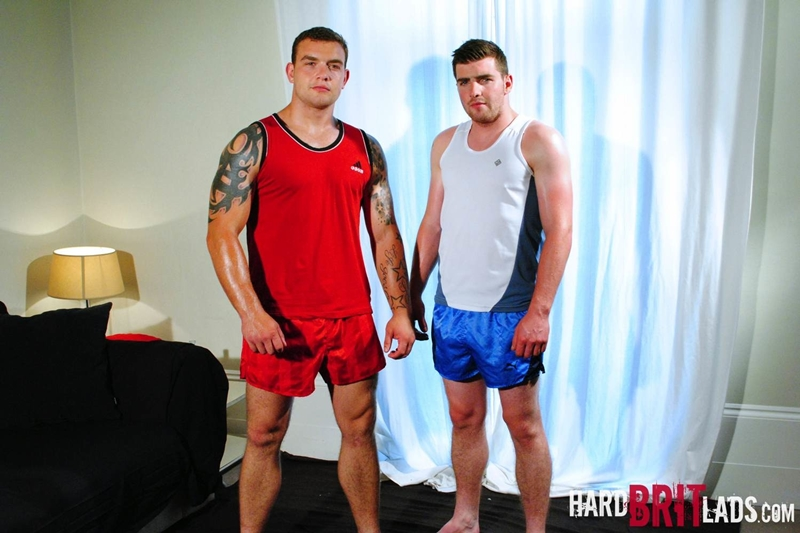 Lee Andrews and Sean Andrews