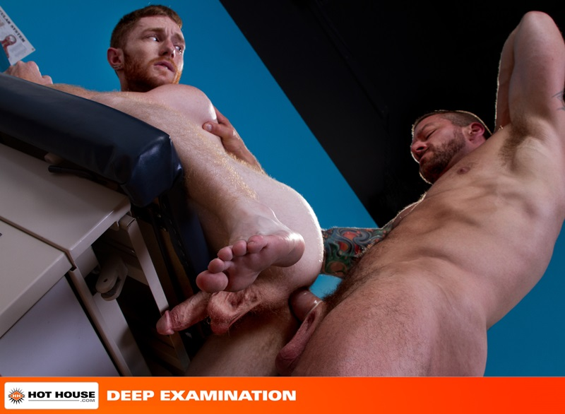 Hothouse-red-head-ginger-hunk-Seamus-OReilly-muscled-doctor-Hugh-Hunter-physical-underwear-huge-cock-ass-hole-rimming-fucking-cocksucking-14-gay-porn-star-sex-video-gallery-photo