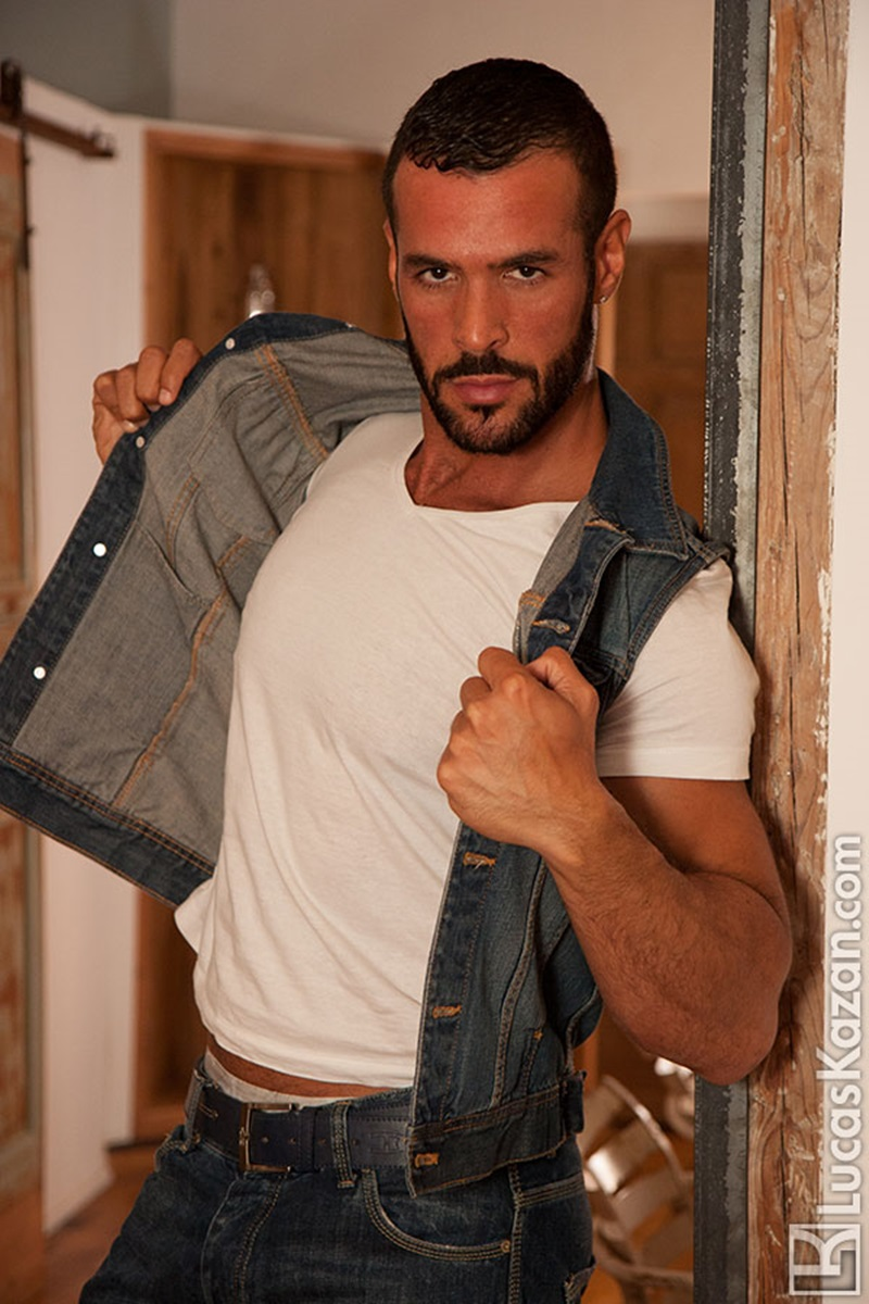 LucasKazan-sexy-Spanish-muscle-hunk-Denis-Vega-hairy-chest-Spaniard-real-muscled-man-huge-erect-dick-tanned-dark-hair-ripped-six-pack-abs-03-gay-porn-star-sex-video-gallery-photo