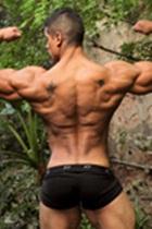 Muscle Hunks – Pepe Mendoza Gallery