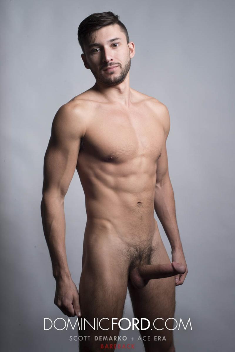 Ace Era Gay Porn Star Free Videos scott demarco breeds ace era's bareback ass shoving his raw