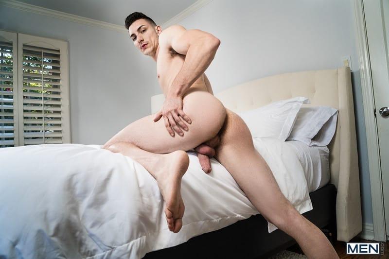 Men for Men Blog Gay-Porn-Pics-007-Pierce-Paris-Michael-Jackman-huge-long-dick-pounds-tight-hole-anal-fucking-Men Pierce Paris' huge long dick pounds Michael Jackman's tight hole all over the bedroom Men