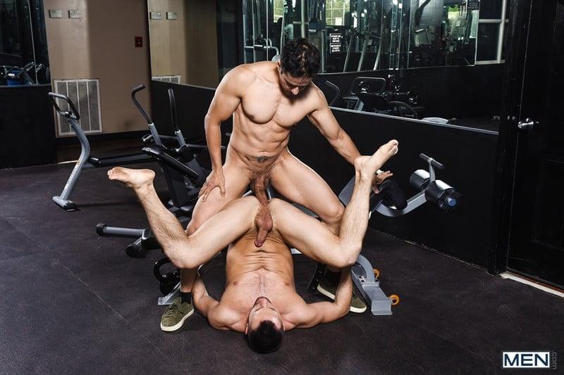 Men for Men Blog Gay-Porn-Pics-018-Colby-Tucker-Rafael-Alencar-hot-asshole-stretched-huge-muscle-cock-Men Colby Tucker's hot asshole stretched by Rafael Alencar's huge muscle cock Men