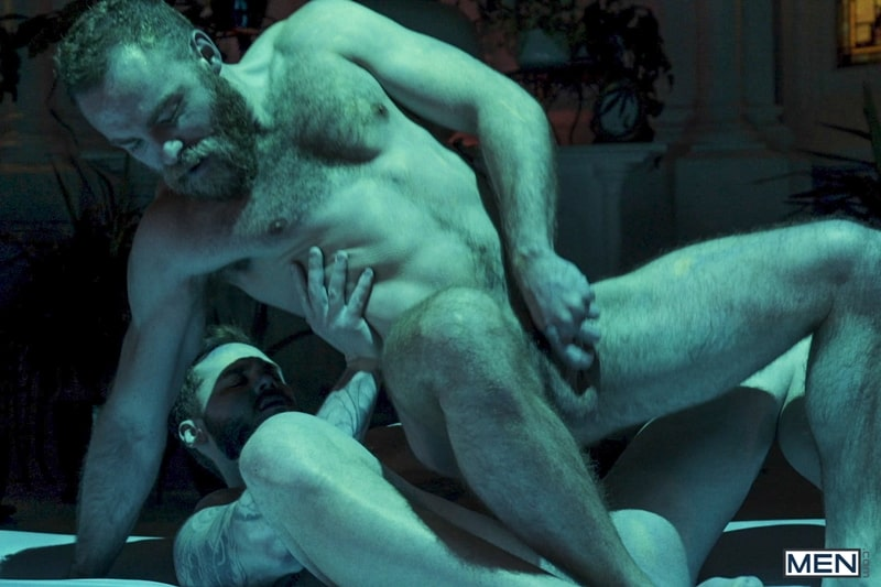 Matthew-Camp-hairy-bearded-hunks-steamy-hot-sex-session-Levi-Wolfe-Hawaii-fuck-long-hard-Men-022-FitYoungMen-Young-stud-Paolo-Ferrari-ripped-body-big-uncut-dick