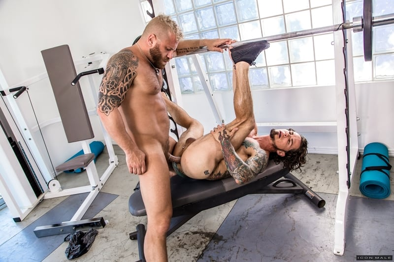 IconMale-Tattooed-young-stud-Archer-Croft-hot-ass-fucked-hard-older-muscle-guy-Riley-Mitchell-huge-cock-013-Gay-Porn-Pics