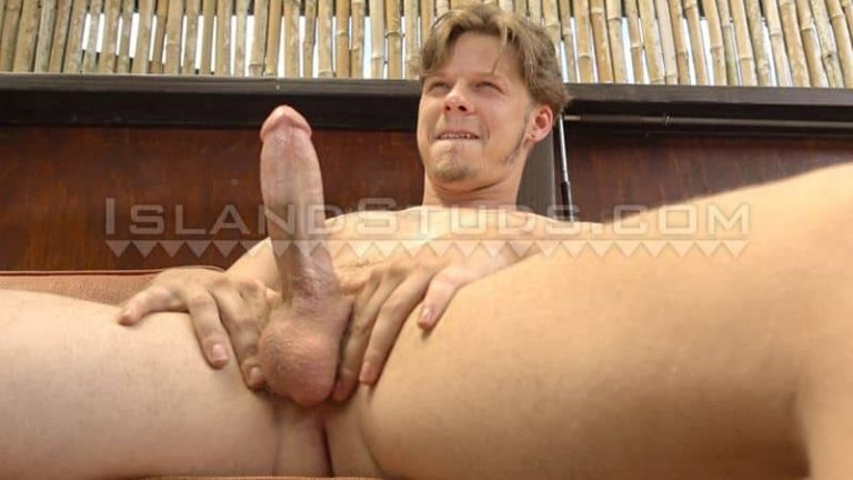 Cute army boy nude skater Mikie pees fingers hole shoots fountains of cum and eats his own boy juice in Hawaii